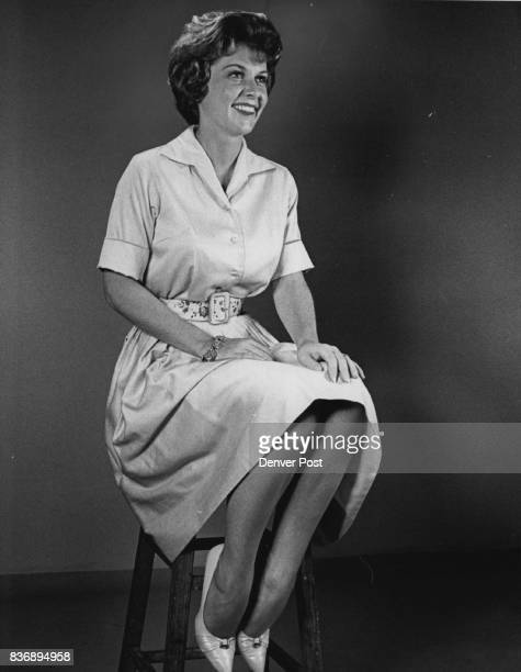 Miss Colorado 1961 Jane Lee McBurney In queen role only complexion is peaches and cream Credit Denver Post