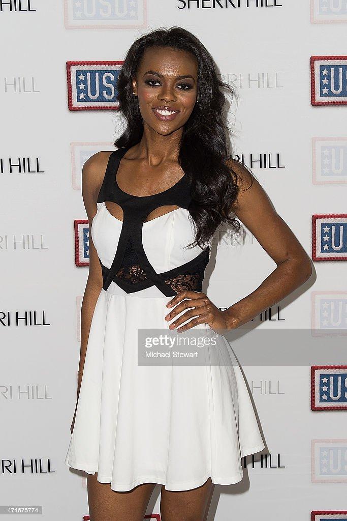 Miss black usa 2015