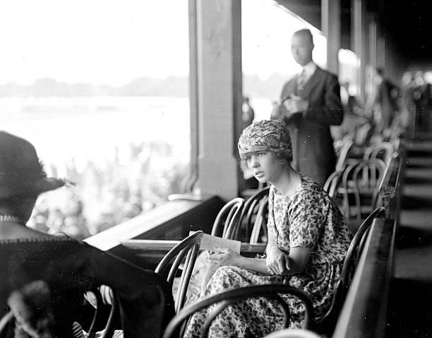 Miss Consuelo Vanderbilt, daughter of Mrs. William K. Vander