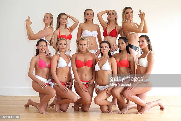 Miss Cornwall Briony Mia Reynolds, Miss Rickmansworth Charlotte White, Miss Sandhurst Francesca Hall, Miss Sussex Lucy Kent, Miss Cheltenham Sophie...