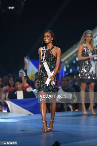 Miss Curacao 2018