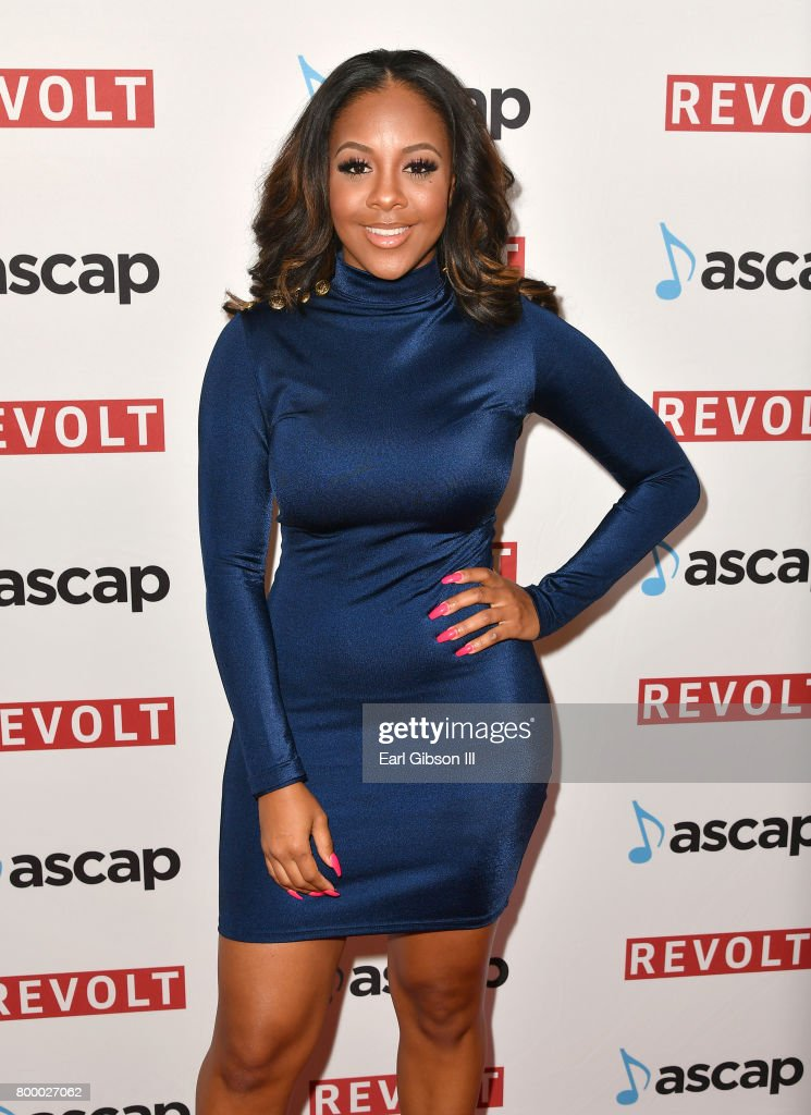 Miss Diddy at the ASCAP 2017 Rhythm & Soul Music Awards at the