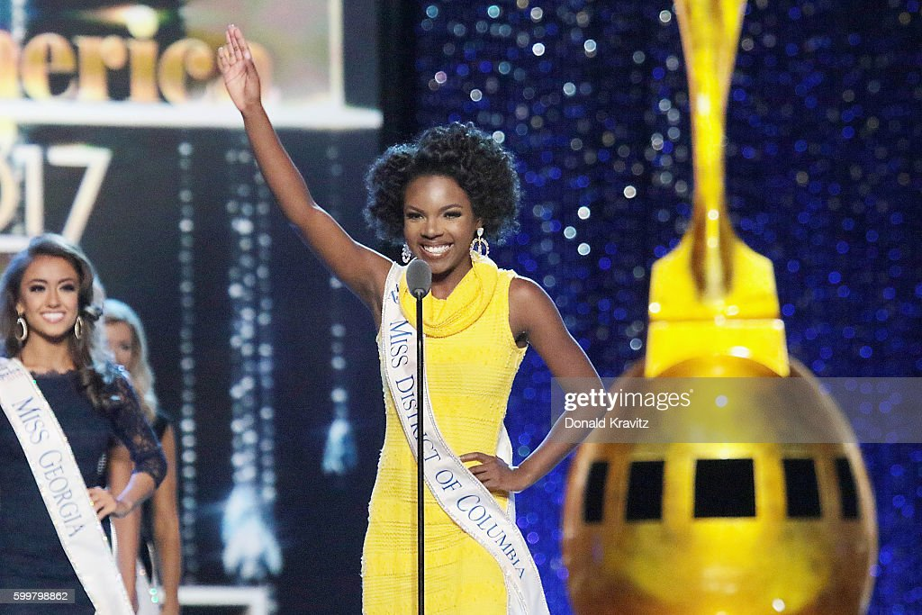 NJ: Miss America 2017 - 1st Night of Preliminary Competition