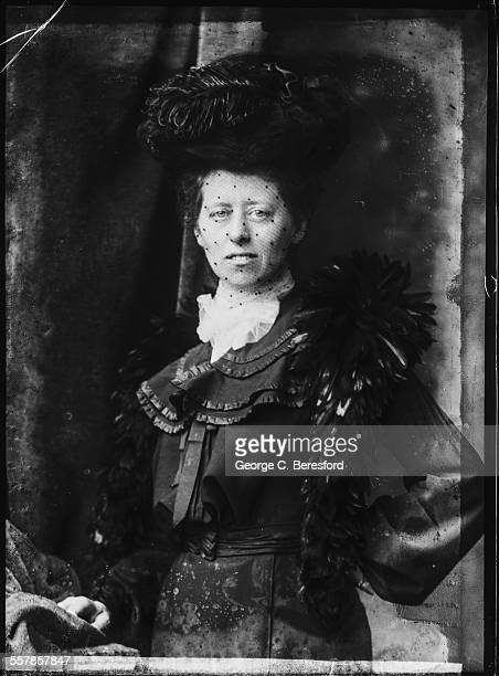 Miss E Smythe of Cleeve Hill Downend Bristol 7th May 1904