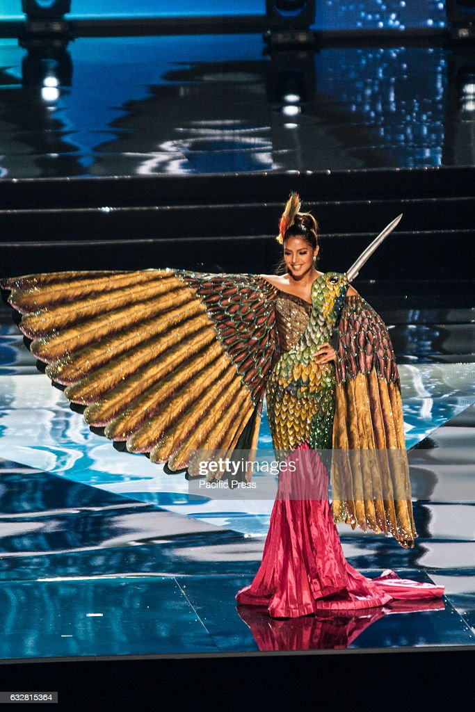 Miss Ecuador shows off her national costume at the Arena in Pasay City. Candidates from  sc 1 st  Getty Images & Miss Ecuador shows off her national costume at the Arena in ...
