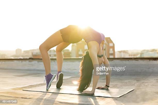 Miss Flexibilität