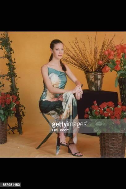 Miss France 1999 Mar{va Galantier