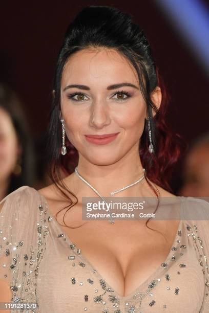 Miss France 2012 Delphine Wespiser attends the 18th Marrakech International Film Festival Day Three on December 01 2019 in Marrakech Morocco