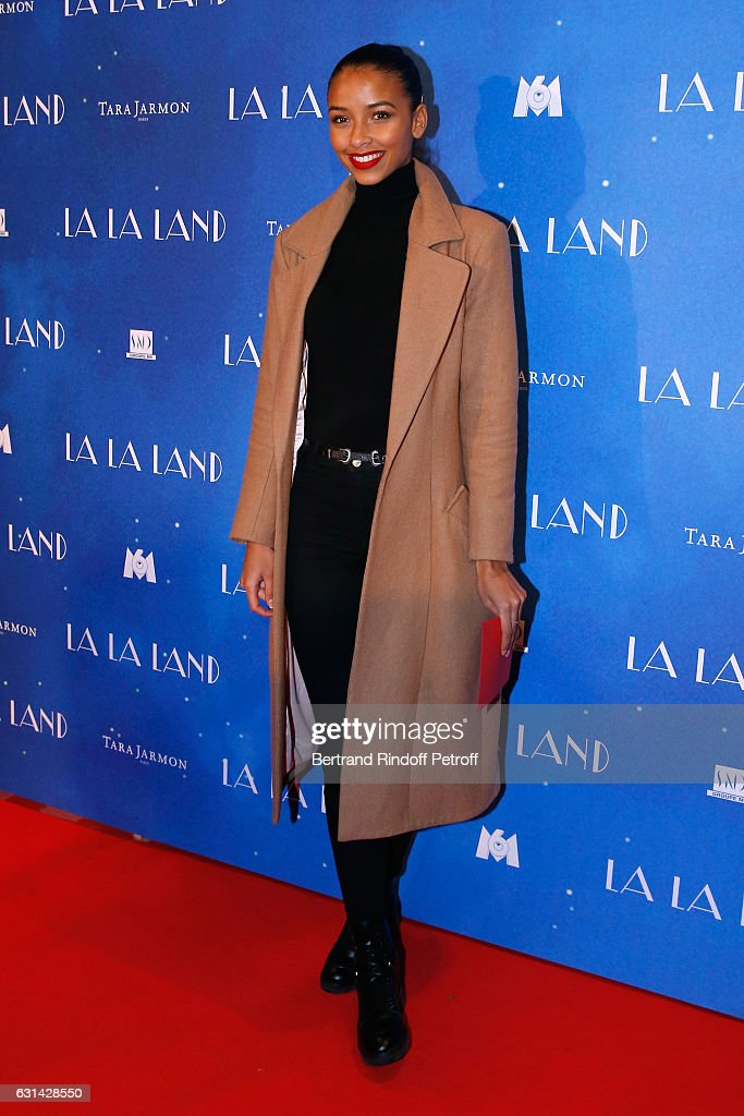 """""""La La Land"""" Paris Premiere At UGC Normandy"""
