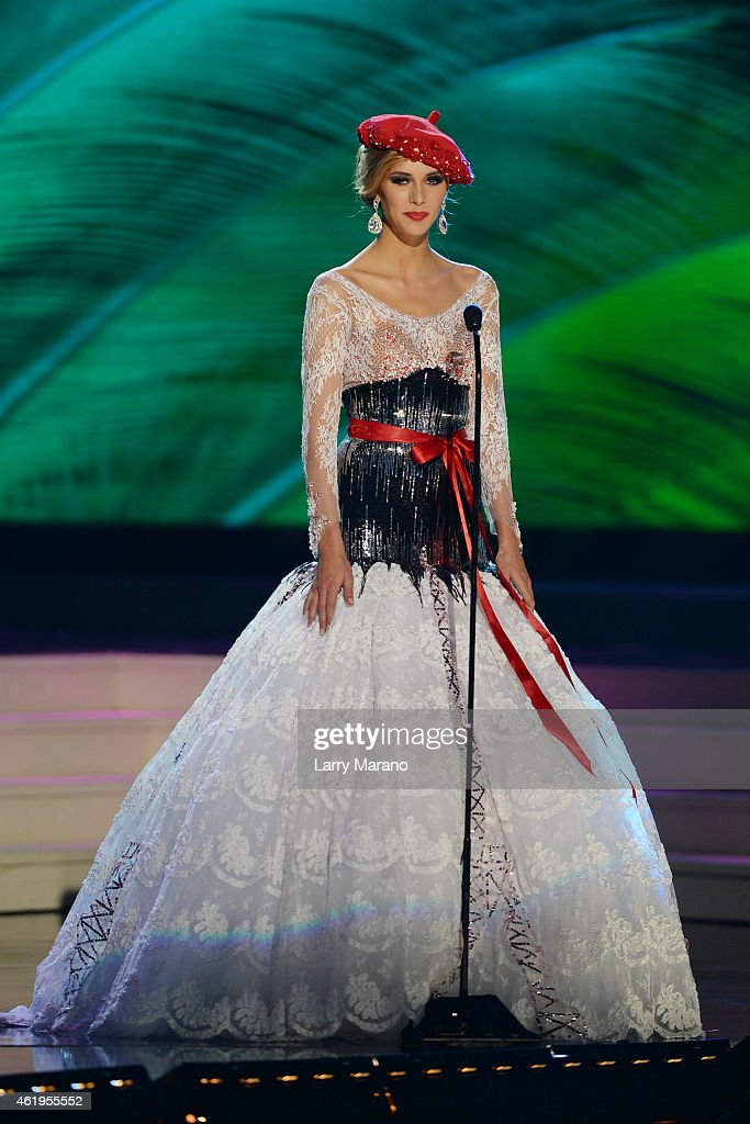 63rd Annual Miss Universe Preliminary Show : ニュース写真