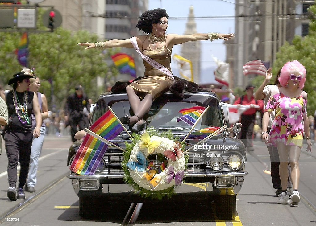 Miss gay pride
