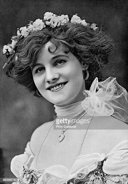 Miss Gertie Millar , English actress, 1902-1903. Millar was a singer and actress of the early 20th century, famous for her performances in musical...