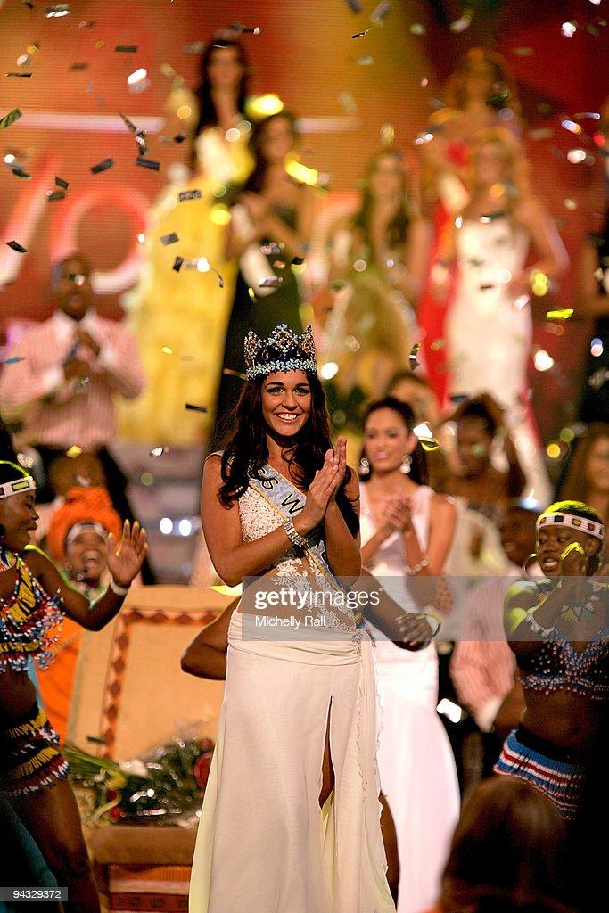 Miss World 2009 : News Photo