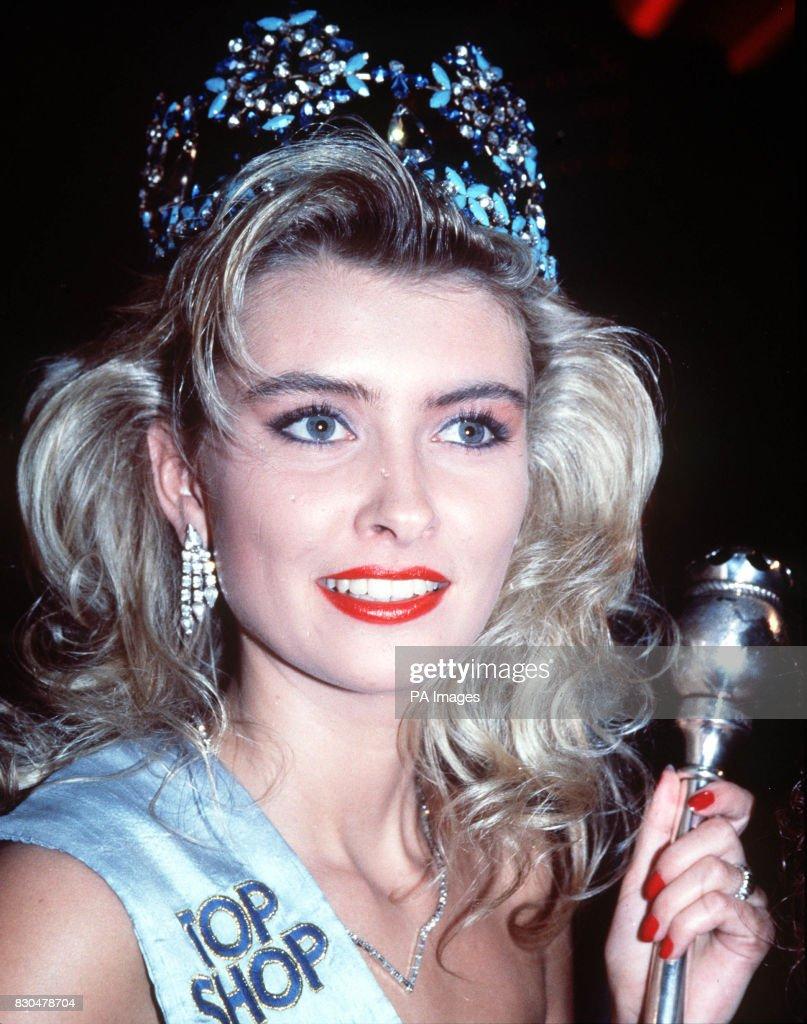 Miss Iceland 18 Year Old Hotel Receptionist Linda Petursdottir Who Won The Le Of