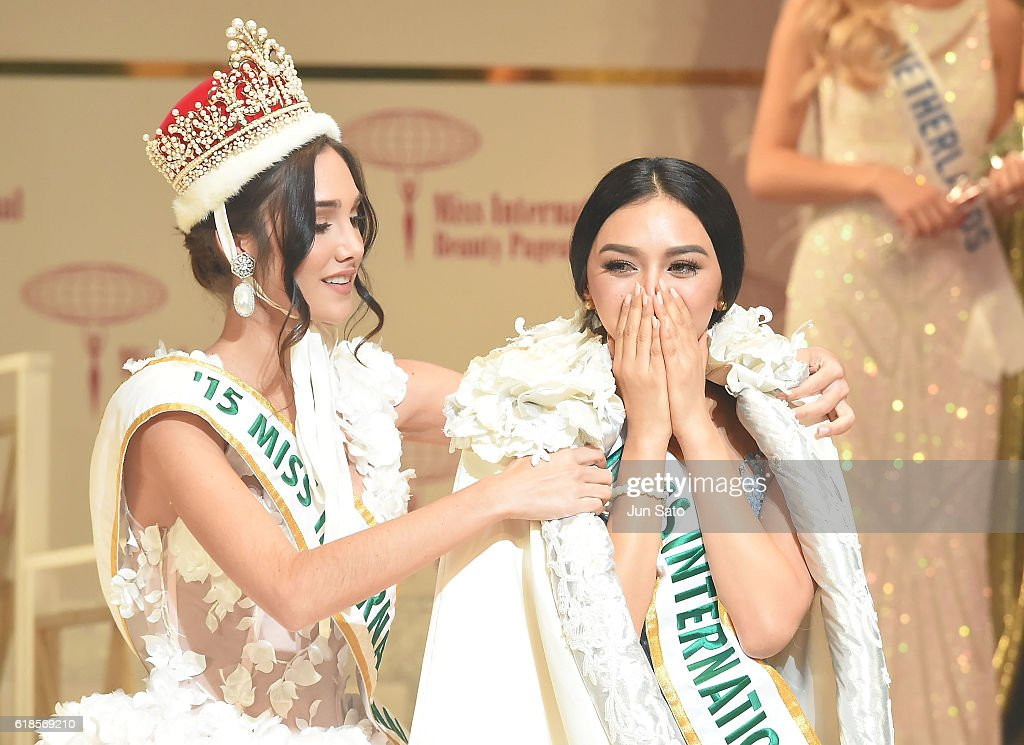 Miss International Beauty Pageant 2016 : News Photo