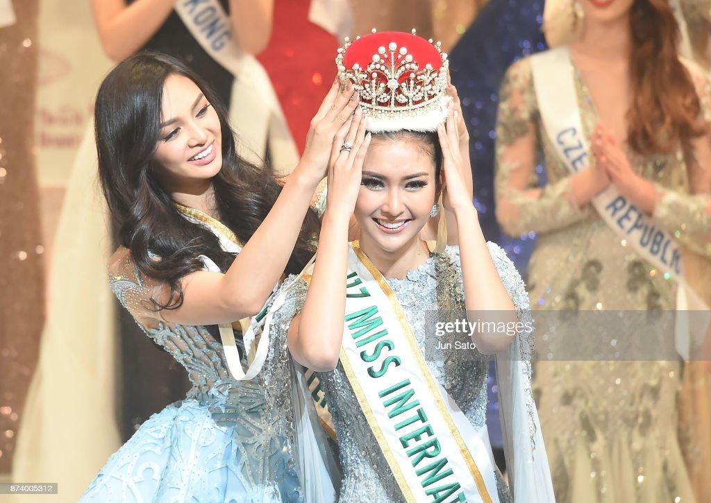 Miss International Beauty Pageant 2017 : News Photo