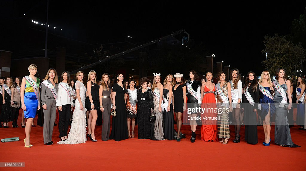 Miss Italia Premiere - The 7th Rome Film Festival