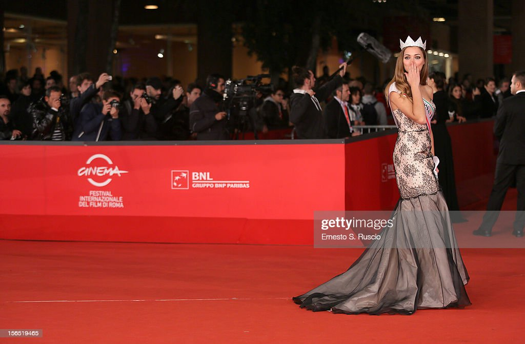 A Look Back at The 2012 Rome Film Festival - Red Carpet and Photocall