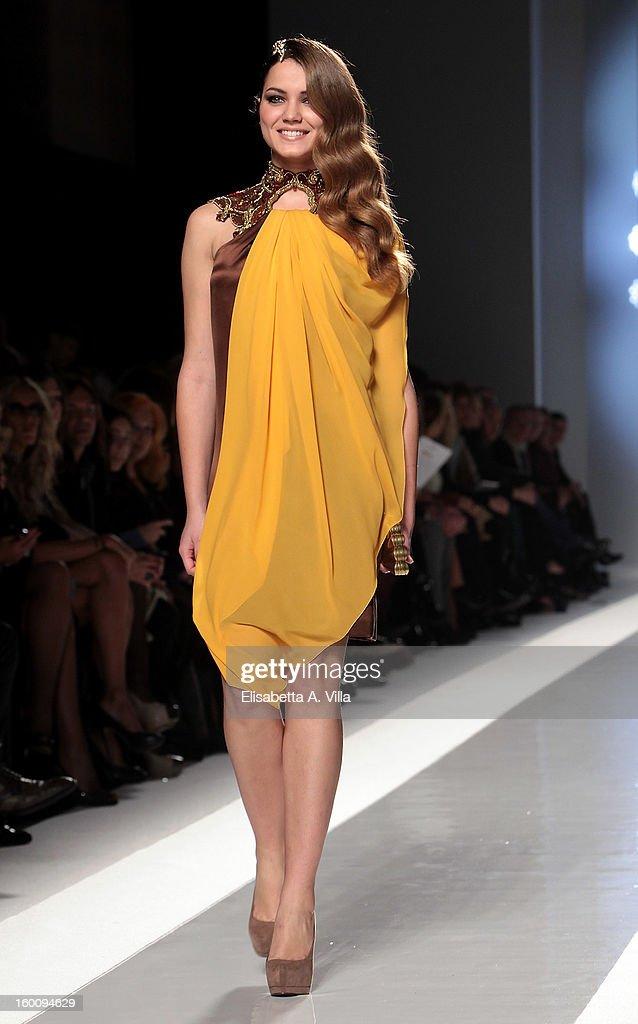 Sarli Couture - AltaRoma AltaModa January 2013