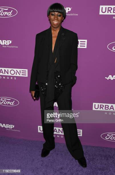 Miss J Alexander attends 2019 Urban One Honors at MGM National Harbor on December 05 2019 in Oxon Hill Maryland