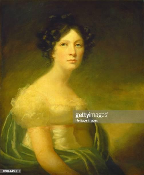Miss Jean Christie, c. 1810/1830. Artist Henry Raeburn.