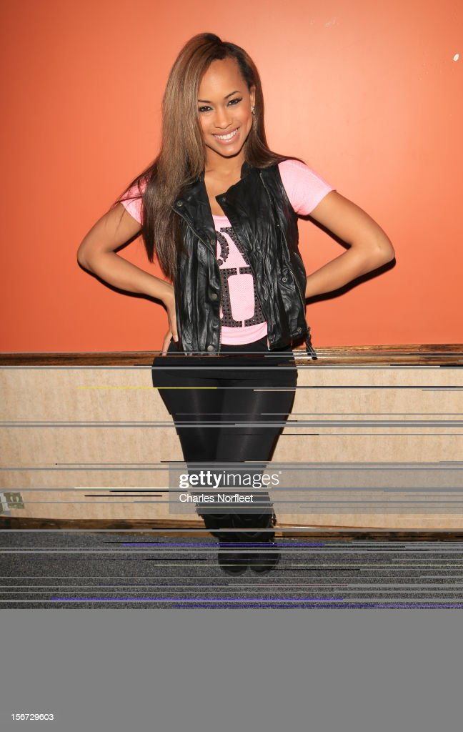 miss kentucky usa 2011 kia hampton attends rock star madness band s news photo getty images 2