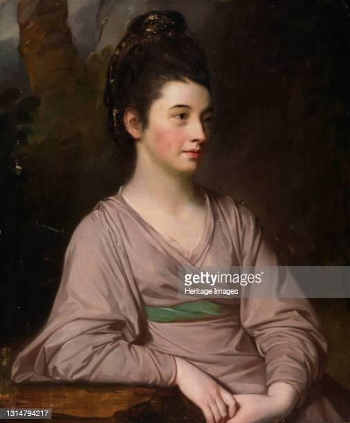 Miss Kirkpatrick, ca. 1772. Artist George Romney.