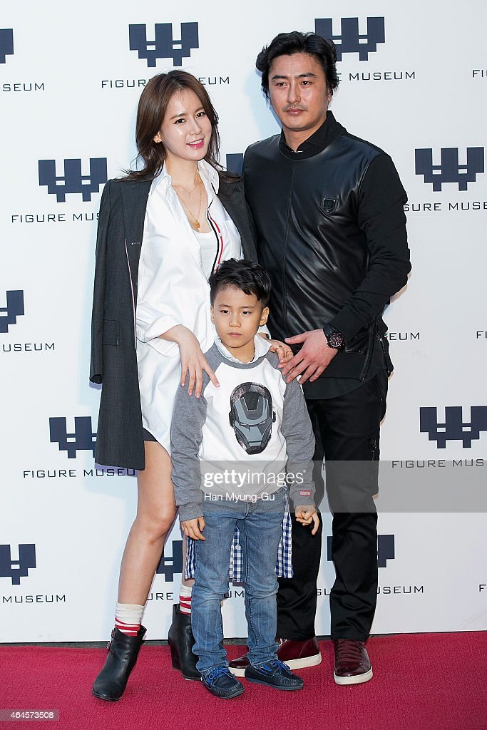 Figure Museum W Opening -  Photocall : ニュース写真