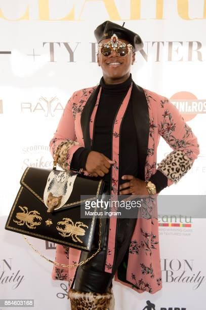 Miss Lawrence attends the 'Claire and Ty Hunter Brunch' at Soho Atlanta on December 2 2017 in Atlanta Georgia