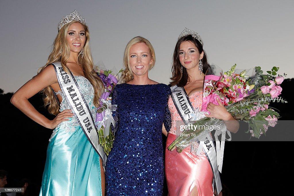 Miss Malibu USA winner...