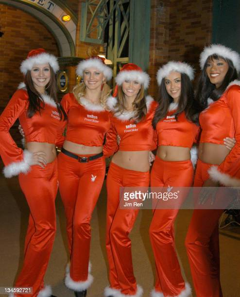 Miss March 2003, Penelope Jiminez, Miss November 2003, Divini Rae, Miss February 2001 Lauren Michelle Hill, 2003 Playmate of The Year, Christina...