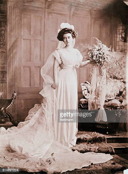 Miss Mary Duke heiress of 'Milady Nicotine' one of America's richest debutantes