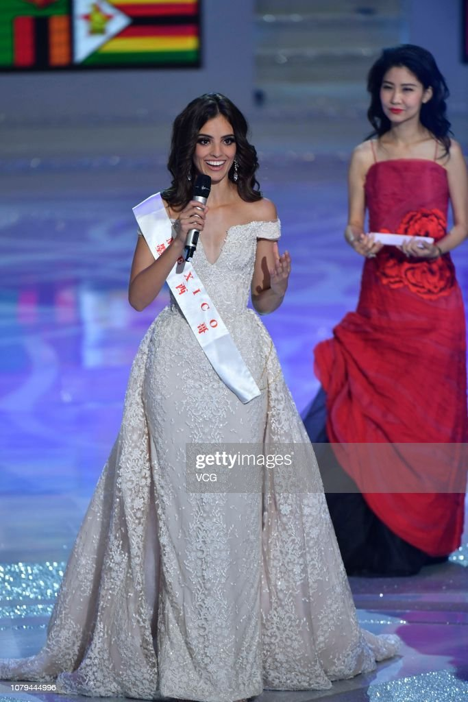★ MISS MANIA 2018 - Kiara Ortega of Puerto Rico !!! ★ - Page 2 Miss-mexico-vanessa-ponce-de-leon-speaks-during-the-68th-miss-world-picture-id1079444996