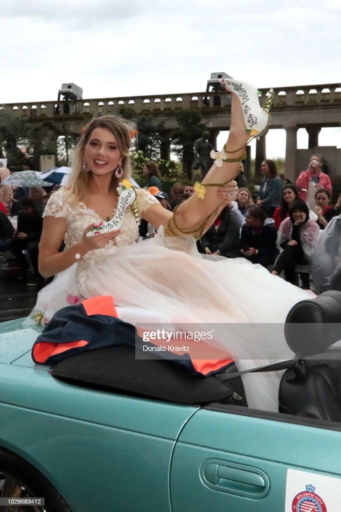 Emily Siomafotos Beelden Van Emily Sioma Getty Images - Car show atlantic city 2018