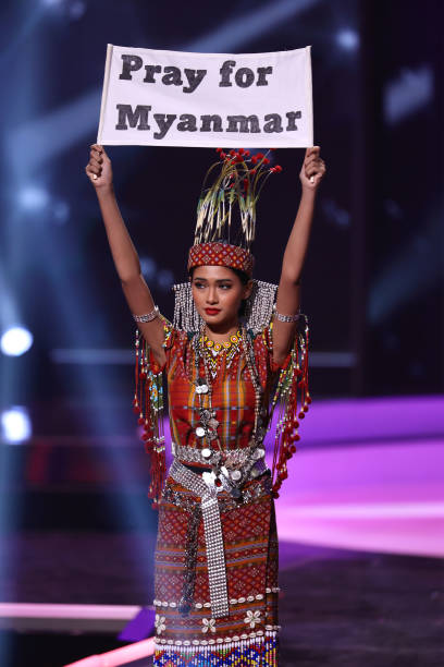 FL: The 69th Miss Universe Competition - National Costume Show