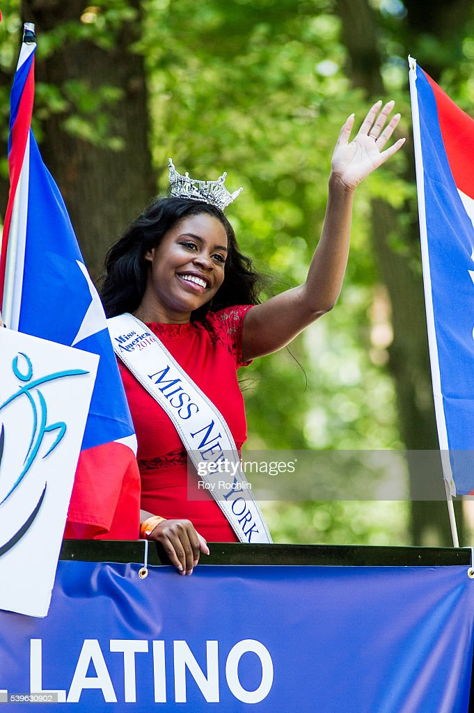 2016 Puerto Rican Day Parade : News Photo