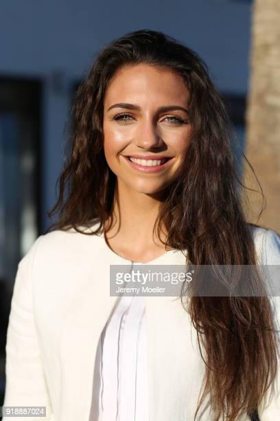Miss Norddeutschland 2018, Noelle Sachse on February 14, 2018 in Fuerteventura, Spain.