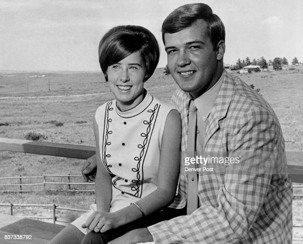 Miss Pamela Ann Muse who made her debut in 1968 is engaged to Korvin Lynn Powell of Fresno Calif Their betrothal was revealed by her parents the Jack...