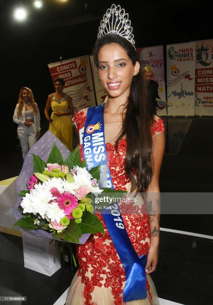 Miss Paris 2019 Yasmeen Attends Election Miss Paris Et Miss Ile De