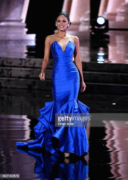 Miss Universe Evening Gown Pictures and Photos | Getty Images