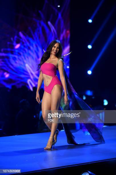 Miss Philippines Catriona Gray during the 2018 MISS UNIVERSE competition airing live from Bangkok Thailand on Sunday Dec 16 on FOX