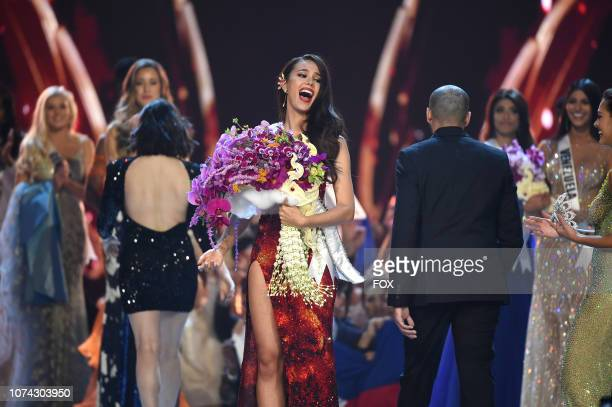 Miss Philippines Catriona Gray is crowned 2018 MISS UNIVERSE during the 2018 MISS UNIVERSE competition airing live from Bangkok Thailand on Sunday...