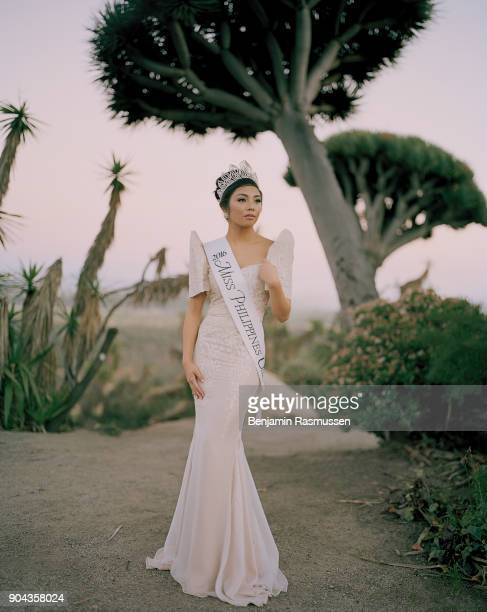 Miss Philippines USA 2016 Kalea Pitel poses for a portrait in Balboa Park in San Diego California In the 1941 case De Cano v State the decision...