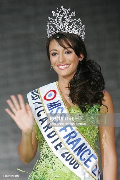 Miss Picardie Rachel LegrainTrapani is Miss France 2007