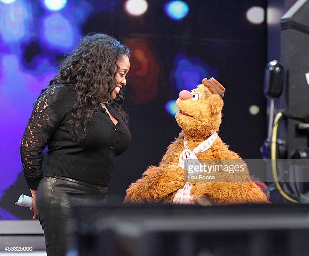 THE VIEW Miss Piggy Kermit the Frog Statler Waldorf Pepe Dr Bunsen Honeydew Beaker Fozzie Bear and the Swedish Chef join the 'The View' cohosts for...