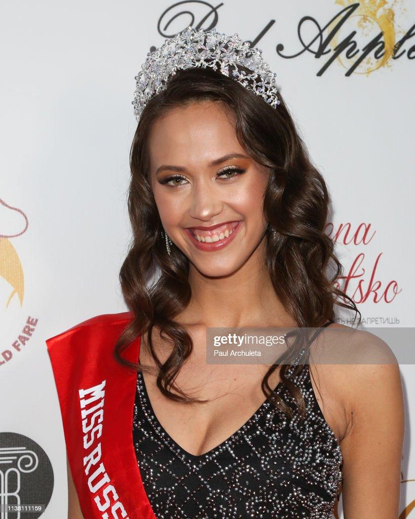 CA: The 8th Annual Miss Russian LA 2019