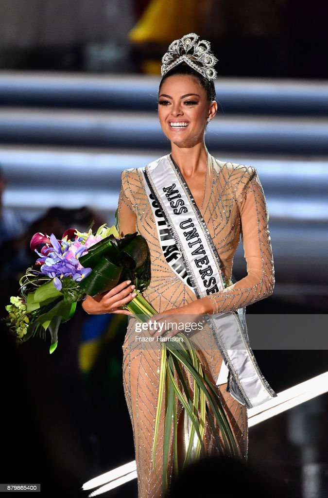 Is Demi Leigh Nel Peters White >> The 2017 Miss Universe Pageant: foto e immagini | Getty Images