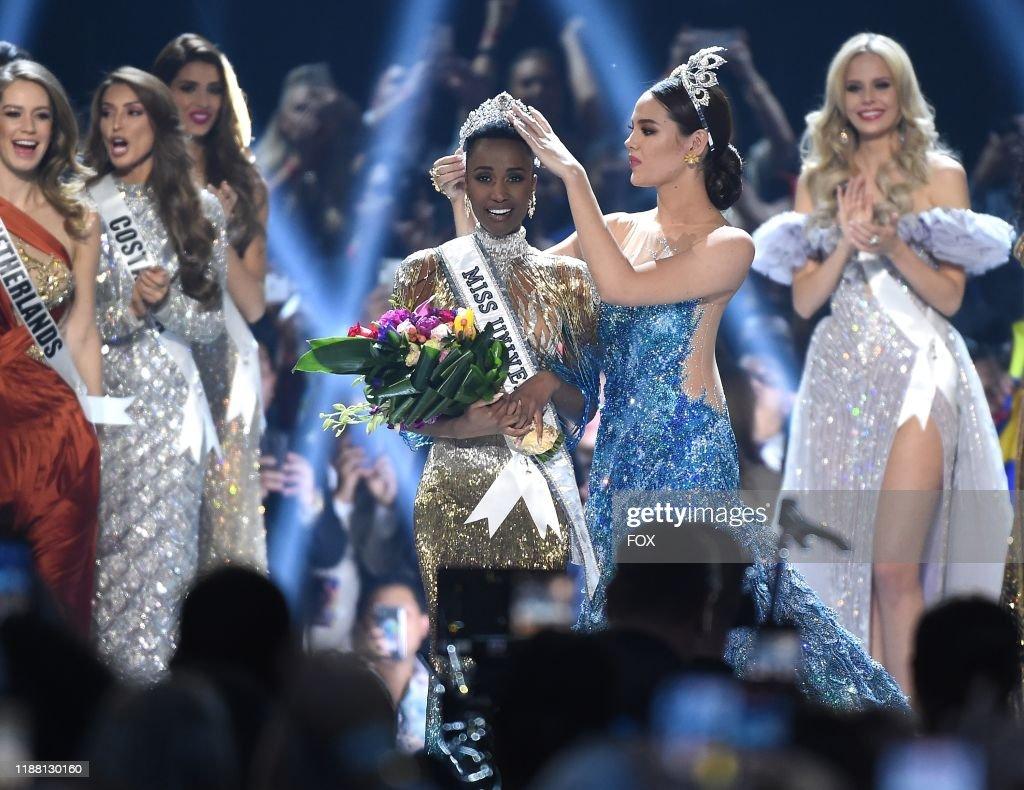 FOX's Miss Universe 2019 - Live Show : News Photo