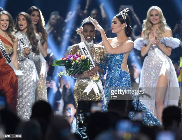 Miss South Africa, Zozibini Tunzi is crowned Miss Universe at the 2019 MISS UNIVERSE competition airing LIVE onSunday, Dec. 8 on FOX.
