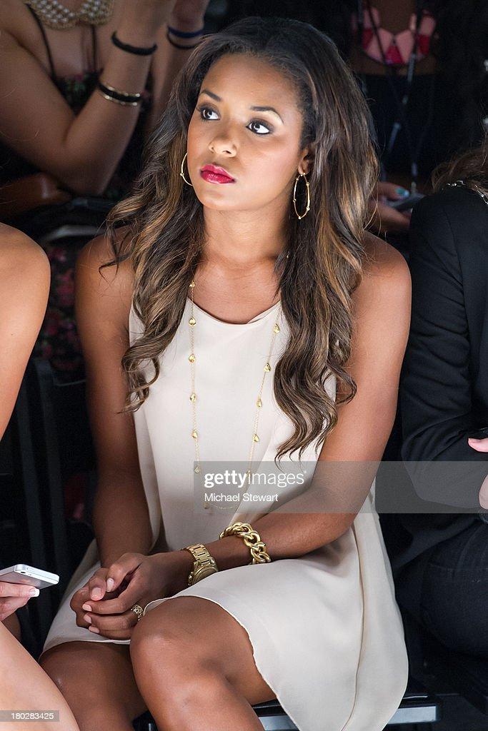 Miss South Carolina USA 2013 Megan Pinckney attends the ...